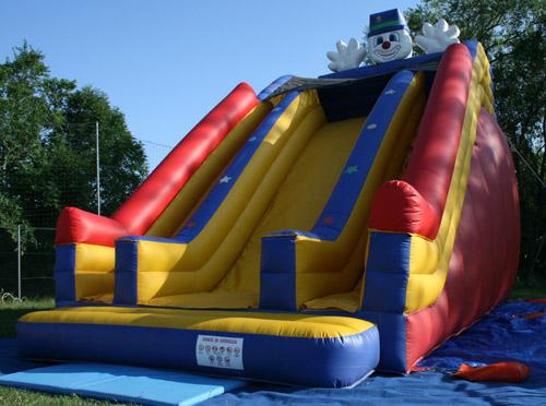 verona noleggio gonfiabili per feste giochi bambini